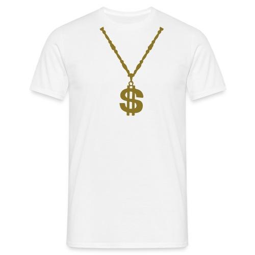 dollar - Camiseta hombre