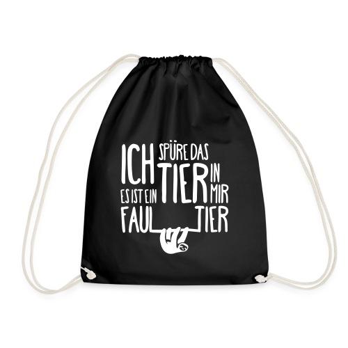 Faultier - Turnbeutel