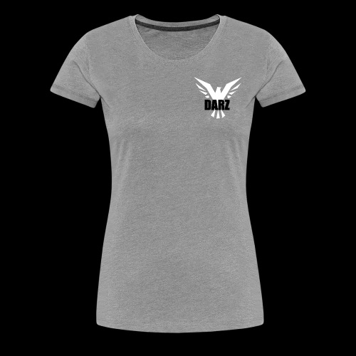 Vrouwen shirt grijs - Vrouwen Premium T-shirt