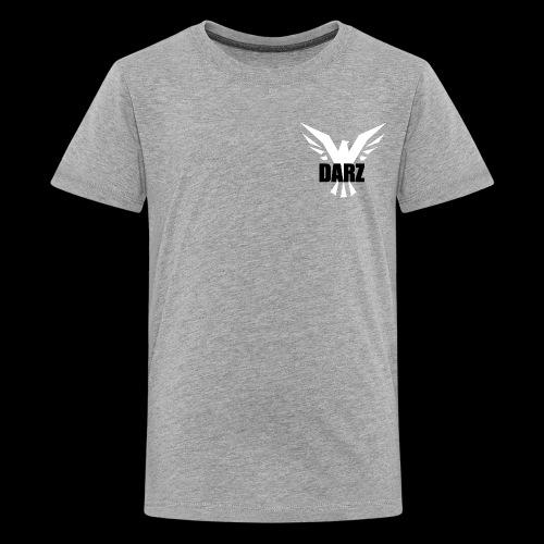 Tiener shirt grijs - Teenager Premium T-shirt