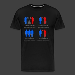 They and They - Men's Premium T-Shirt