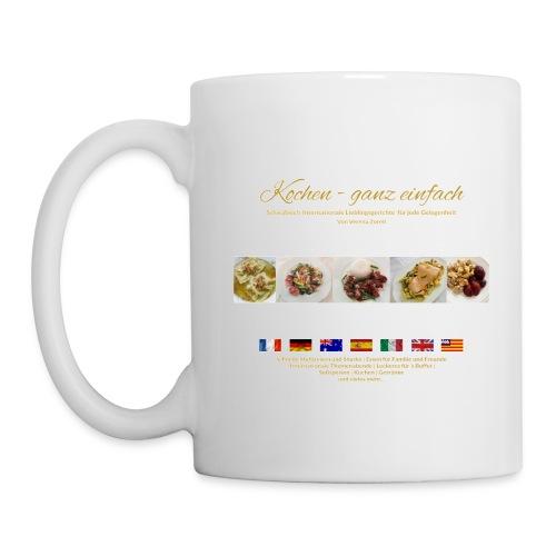 Kaffeetasse für Linkshänder - Tasse