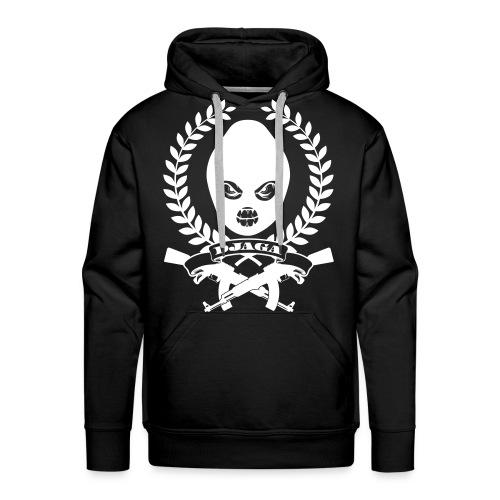 djaga_setje01 - Mannen Premium hoodie