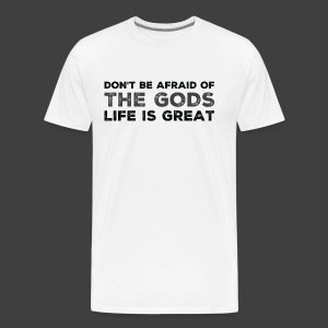 Don't Be Afraid - Men's Premium T-Shirt