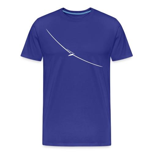 Segelflugzeug T-Shirt - Männer Premium T-Shirt