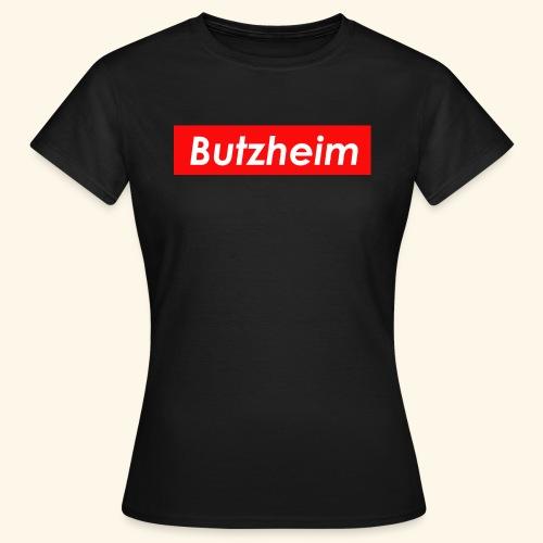 Butzheim (Frauen schwarz) - Frauen T-Shirt