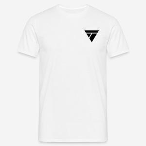 Tomy Hawk TV Brustlogo - Männer T-Shirt