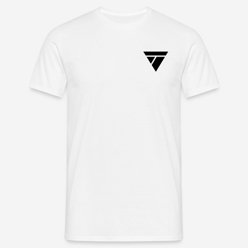 Tomy Hawk TV Brustlogo - Männer T-Shirt