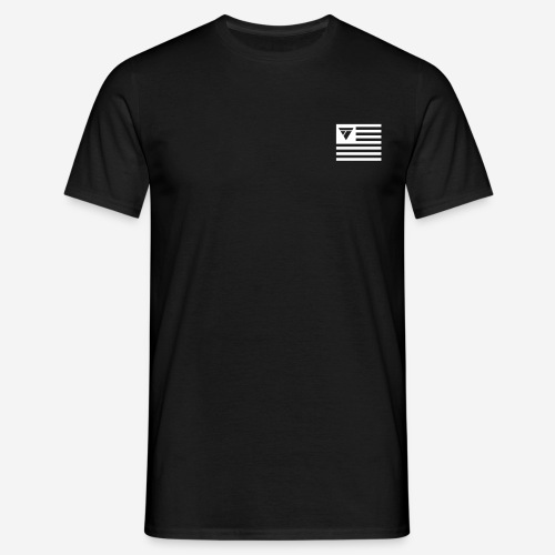 Tomy Hawk TV Brustflagge - Männer T-Shirt