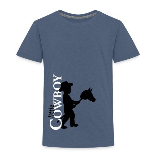 Little Cowboy S - T-Shirt - Kinder Premium T-Shirt