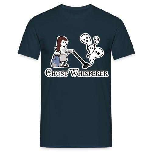 Camiseta Entre Fantasmas - chico manga corta - Camiseta hombre