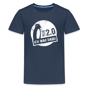 Vodena 2.0 Kids - Teenager Premium T-Shirt