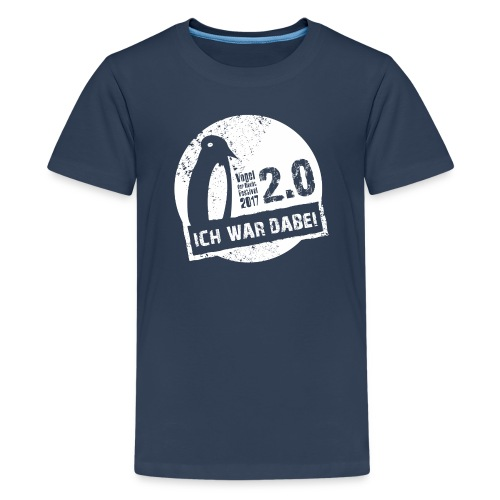 Vodena 2.0 Kids - Teenager Premium T-Shirt
