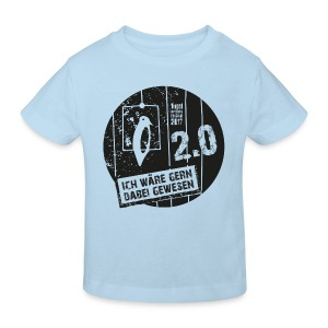 Vodena 2.0 Kids - Kinder Bio-T-Shirt