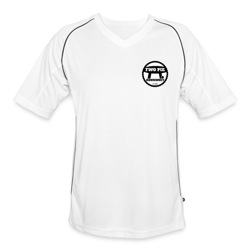 Two Pie Roundnet Jersey - Men's Football Jersey