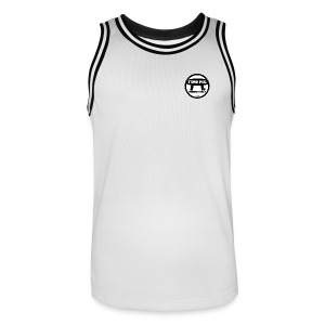 Two Pie Roundnet Sleeveless Jersey - Men's Basketball Jersey