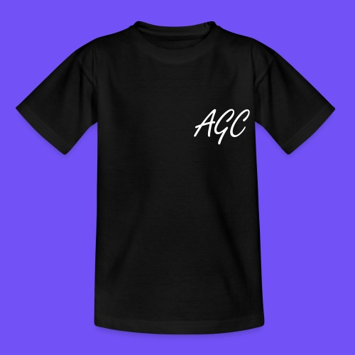 'New' AGC T-Shirt - Teenage T-Shirt