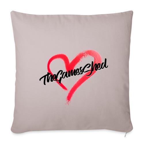 TGS pillow - Sofa pillow cover 44 x 44 cm