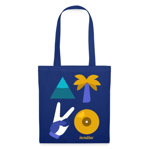 ICONS TOTE BAG - Tote Bag