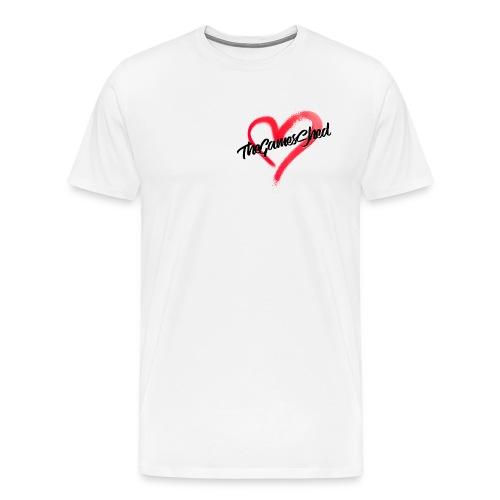 Branded - Jamie - Men's Premium T-Shirt
