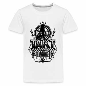 4-Takt-Power / Viertaktpower - Teenager Premium T-Shirt