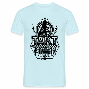 4-Takt-Power / Viertaktpower - Männer T-Shirt
