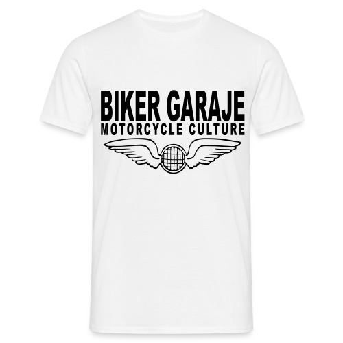 Motorcycle Culture - Camiseta hombre