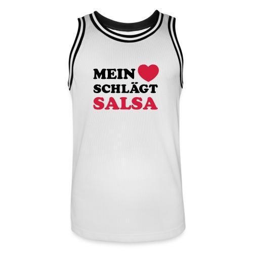 MEN SALSA TT RETRO COLLECTION  - Männer Basketball-Trikot