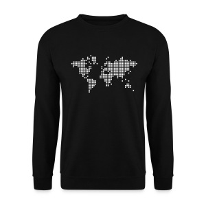 Sweat Homme Map - Sweat-shirt Homme
