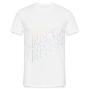 NO HATE - Männer T-Shirt