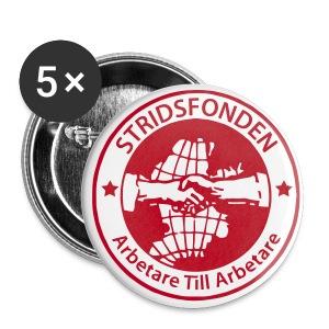 Stridsfonden - Badge - 56 mm - Stora knappar 56 mm