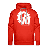 Hoodies & Sweatshirts ~ Men's Premium Hoodie ~ Logo & Domain