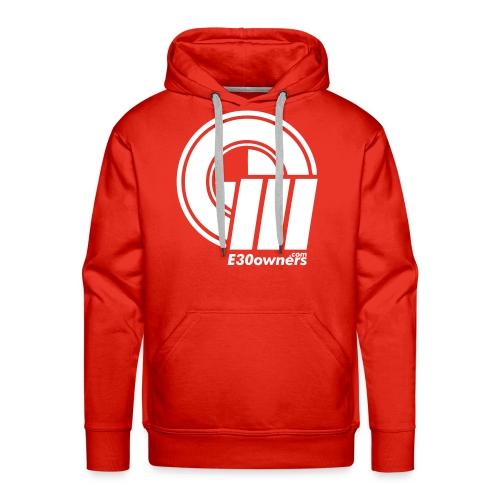 Logo & Domain - Men's Premium Hoodie