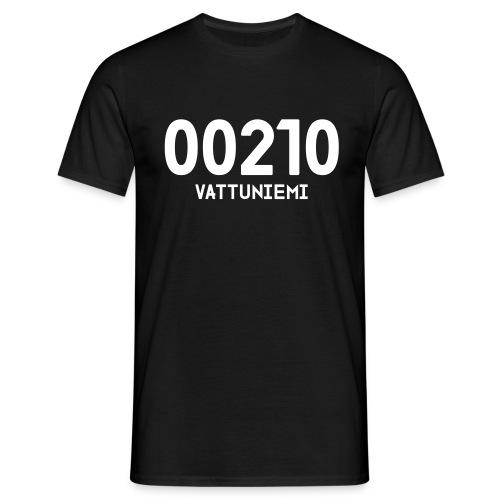 00210 VATTUNIEMI - Miesten t-paita