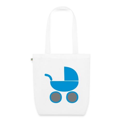Online babykleding webwinkel hippe babytasje - Bio stoffen tas