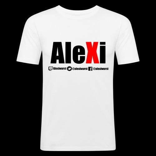 Alexi Trikot - Männer Slim Fit T-Shirt