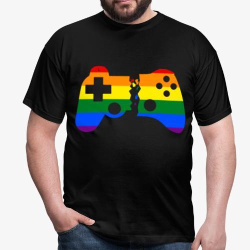 DER NORMALO - Pride - Männer T-Shirt