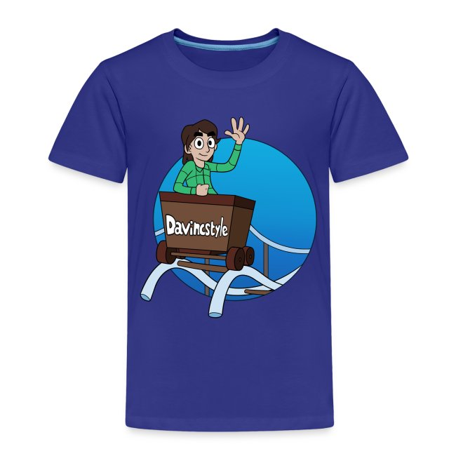 Vincent logo - Shirt (KIDS 2 T/M 8JAAR)