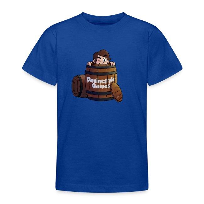 Vincent in ton - Shirt (PUBER 12 T/M 14 JAAR)