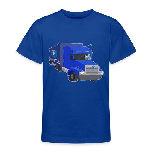 Vincent in vrachtwagen - Shirt (PUBER 12 T/M 14 JAAR) - Teenager T-shirt