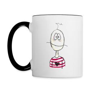 MONDAY MORNING MUG - Tasse zweifarbig