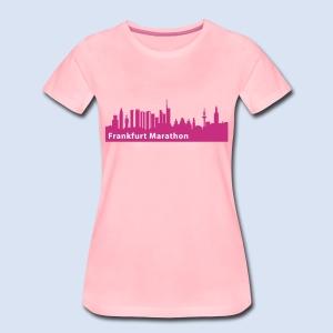 FRANKFURT MARATHON SOUVENIRS - Frankfurt Design #Marathon - Frauen Premium T-Shirt