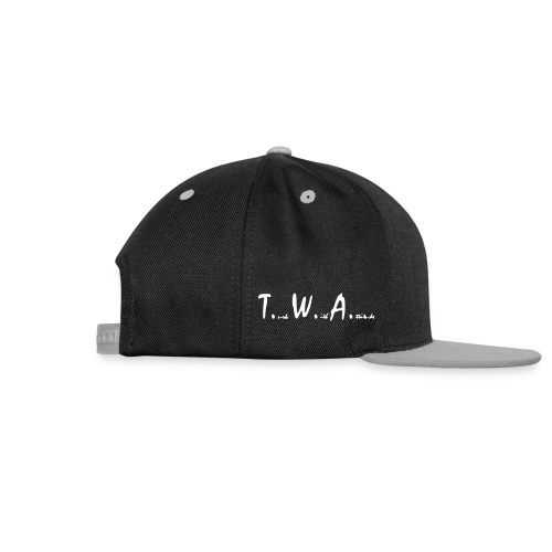 TWA Turk With Attitude - Kontrast Snapback Cap