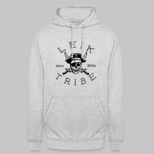 Leik Tribe Pirat Hoodie 2 (m) grey - Unisex Hoodie