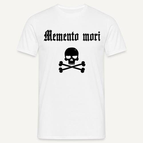 Memento mori - Koszulka męska