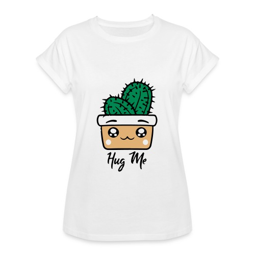 Hug Me - Vrouwen oversize T-shirt