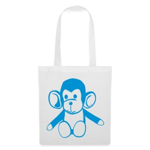 Monkey Tote Bag - Tote Bag