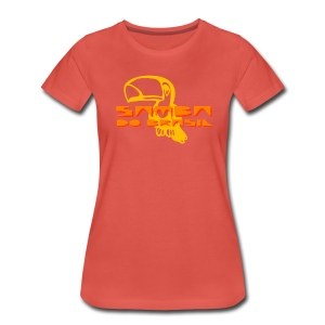 samba do brasil - Women's Premium T-Shirt