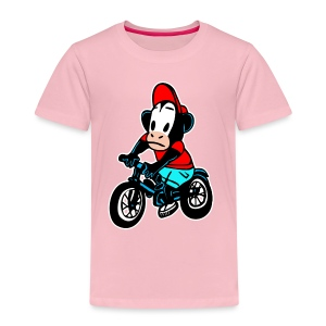 I want to ride my bicycle - Kids' Premium T-Shirt