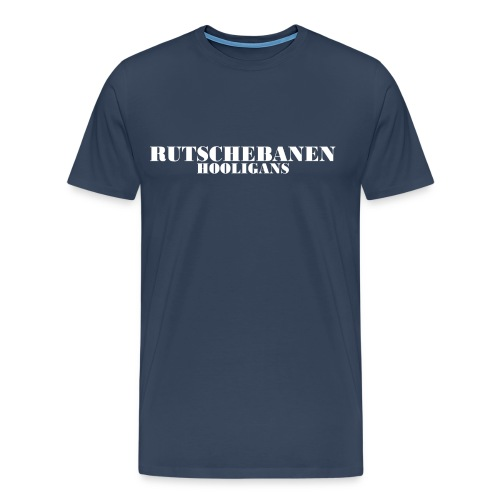 RH LOGO T-SHIRT - Herre premium T-shirt